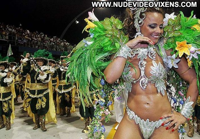 Viviane Araujo Carnaval Rio De Janeiro Celebrity Sexy Video Vixen