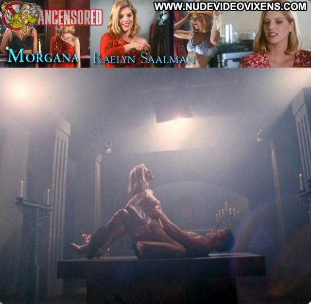 Raelyn Saalman Morgana Stunning Video Vixen Blonde Medium Tits