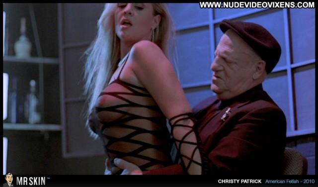 Christy Patrick American Fetish Pretty Medium Tits Sultry Celebrity