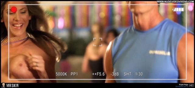 Kayla Paige Dumbbells Sexy Celebrity Medium Tits Gorgeous Video Vixen