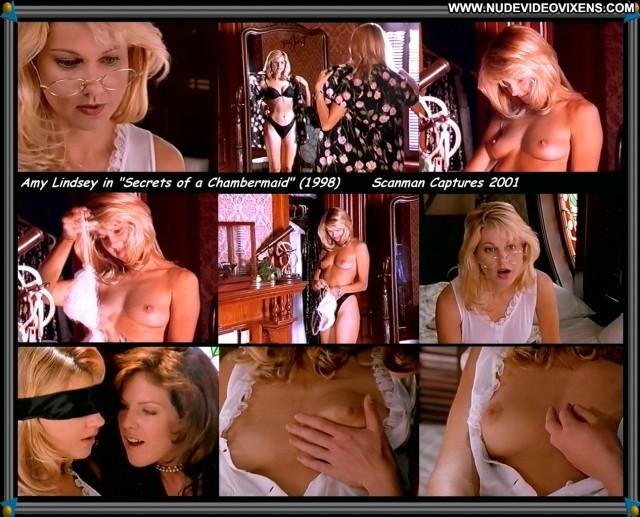 Amy Lindsay Secretos De Una Recamarera Blonde Sensual Celebrity