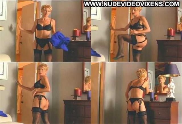 Angela Davies Thrills Gorgeous Medium Tits Sultry Blonde Video Vixen