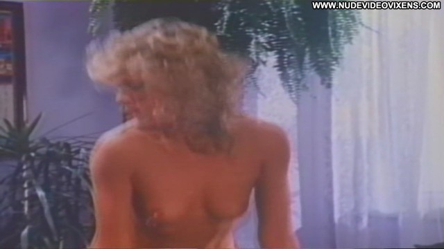 Ginger Lynn Allen Kimberly Carson Nice Video Vixen Blonde Medium Tits