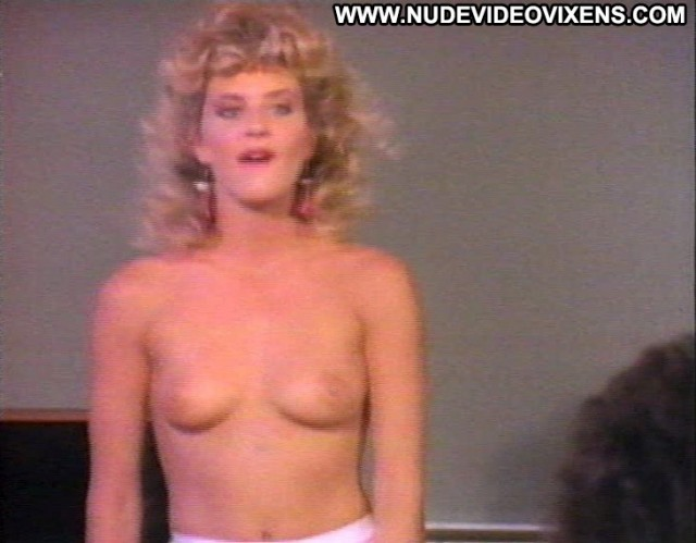 Ginger Lynn Allen Electric Blue Tv Magazine Sensual Medium Tits