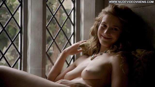 Charlotte Salt The Tudors International Sensual Stunning Sexy