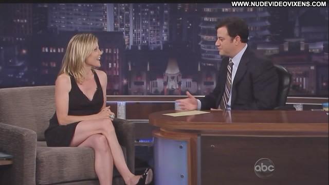 Julie Bowen Jimmy Kimmel Live Blonde Medium Tits Nice Sexy Sultry