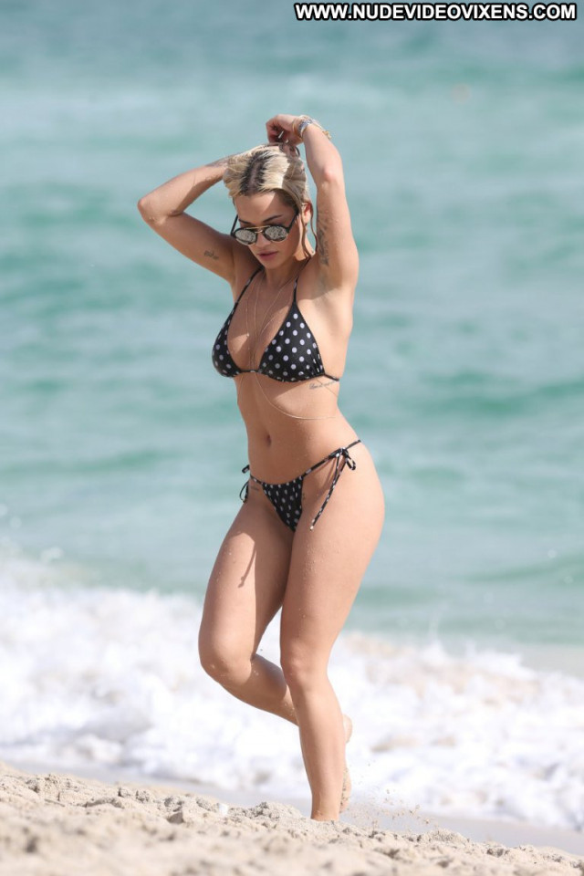 Rita Ora No Source Babe Posing Hot Beautiful Candids Bikini Celebrity
