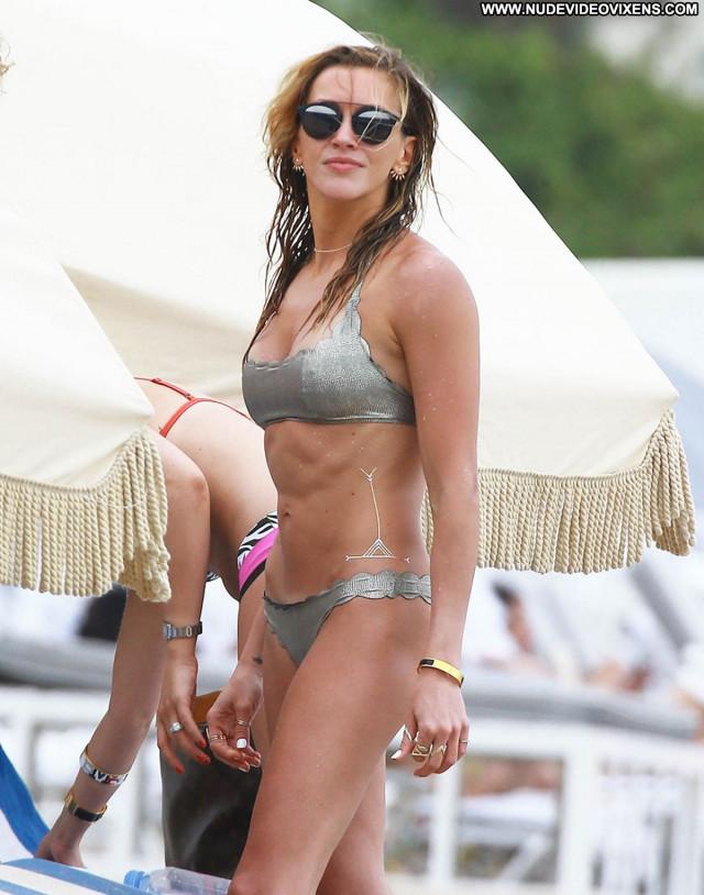 Katie Cassidy No Source Celebrity Beautiful Bikini Posing Hot Sexy