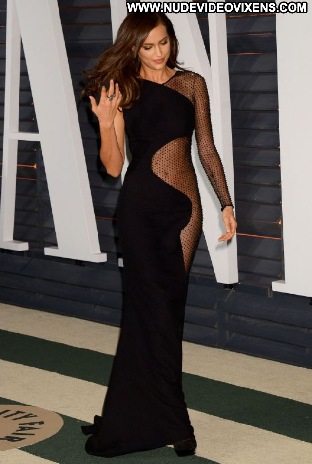 Irina Shayk Vanity Fair Celebrity Posing Hot Beautiful Babe Party