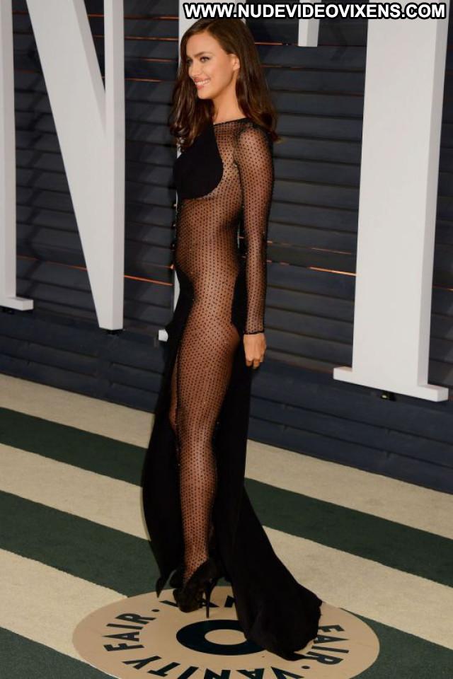 Irina Shayk Vanity Fair  Posing Hot Babe Celebrity Party Beautiful