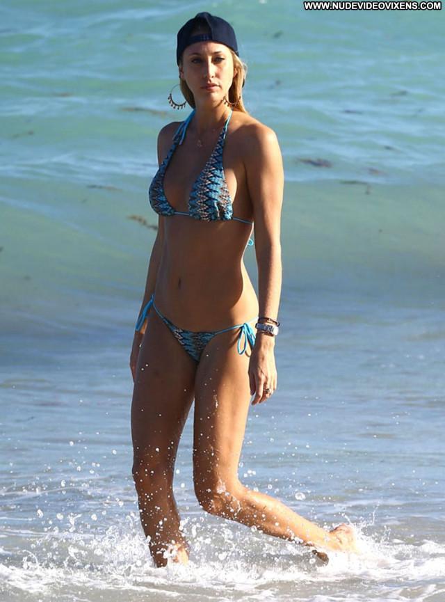 Lauren Stoner No Source Beautiful Beach Babe Bikini Posing Hot