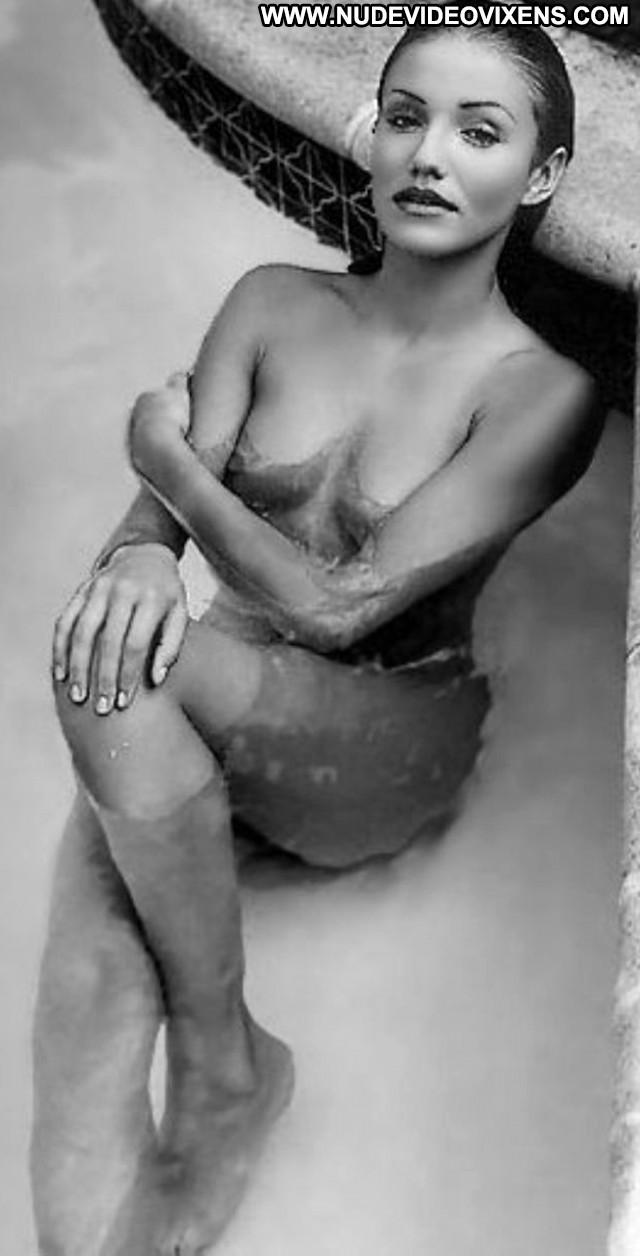 Cameron Diaz No Source Celebrity Beautiful Posing Hot Babe