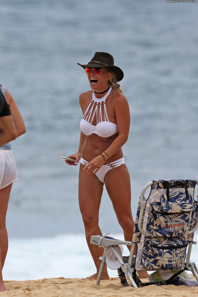 Britney Spears The Beach  Pretty Beautiful Bikini Celebrity American
