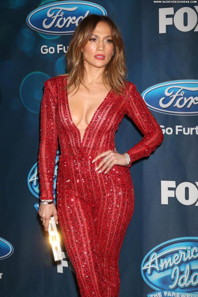Jennifer Lopez American Idol Babe Actress Beautiful Nails American