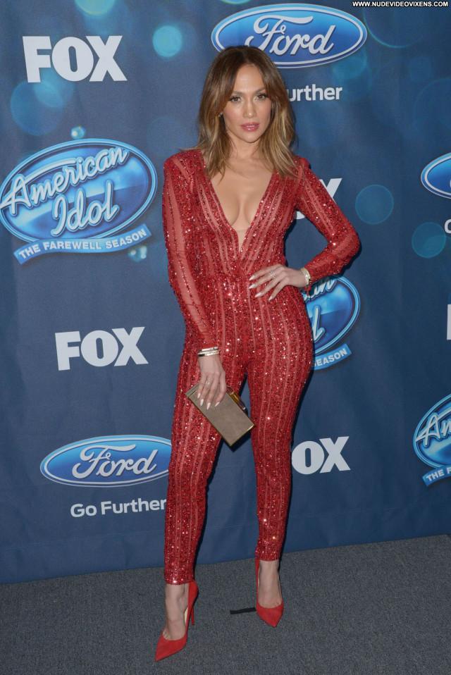 Jennifer Lopez American Idol Celebrity Sexy Beautiful American