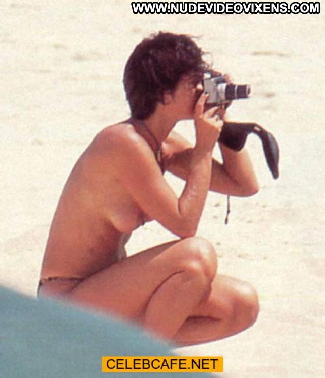 Araceli Gonzalez No Source Babe Beach Toples Topless Celebrity