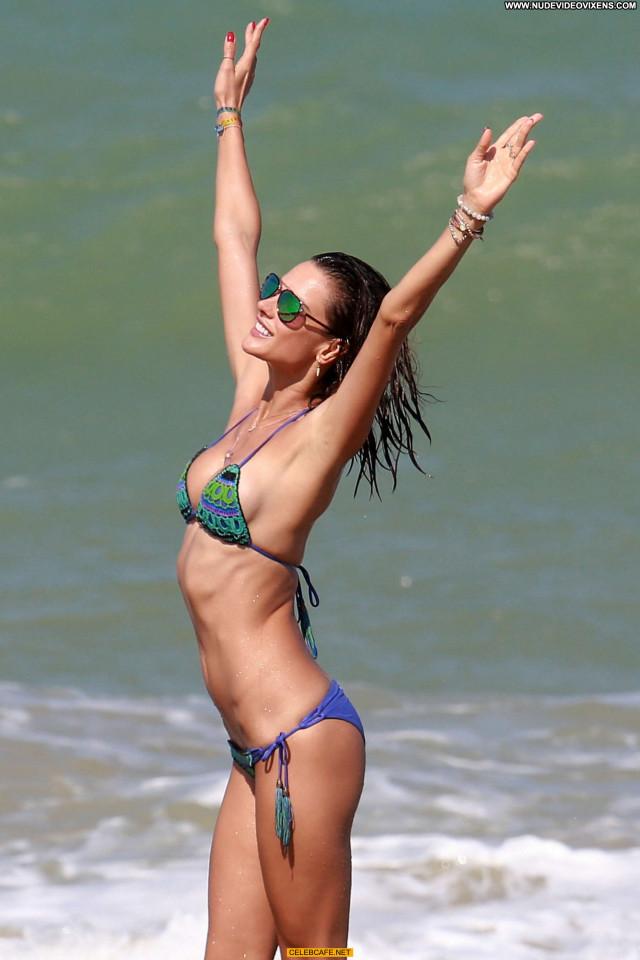 Alessandra Ambrosio No Source Sexy Babe Brazil Bra Posing Hot Sex