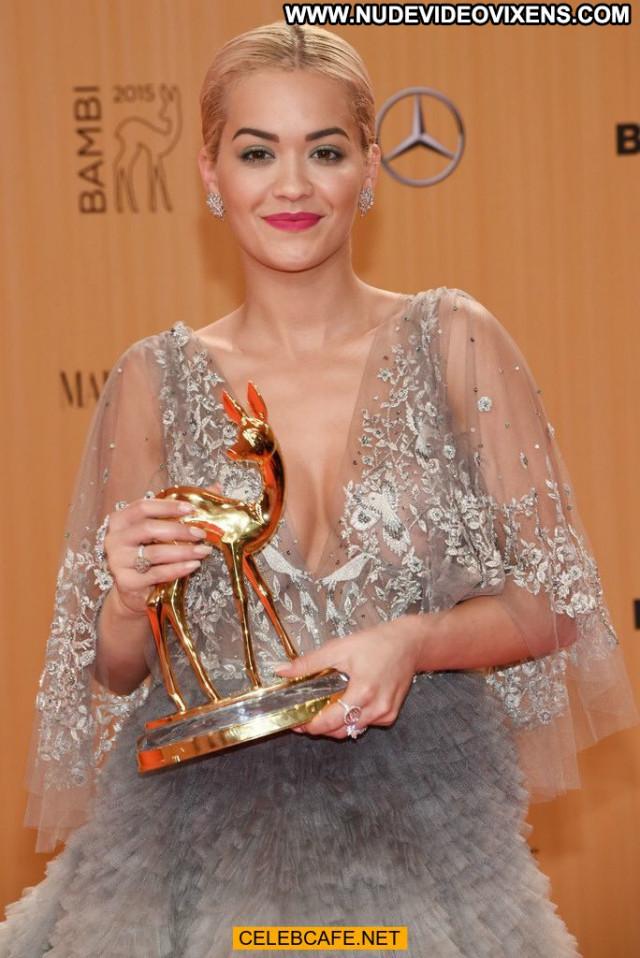 Rita Ora No Source Celebrity Nipples Posing Hot Awards Babe See