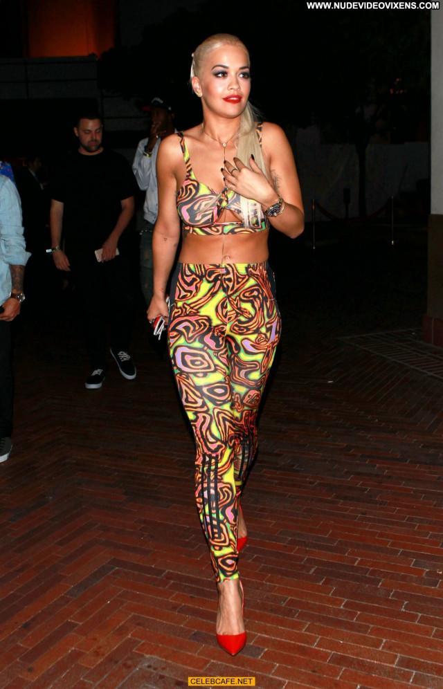 Rita Ora No Source Sex Celebrity Party Babe Beautiful Sexy Posing Hot