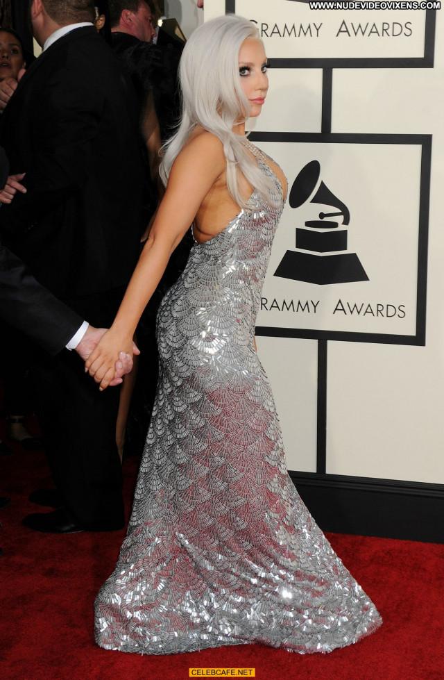 Lady Gaga Grammy Awards Sexy Babe Posing Hot Celebrity Gag Sex