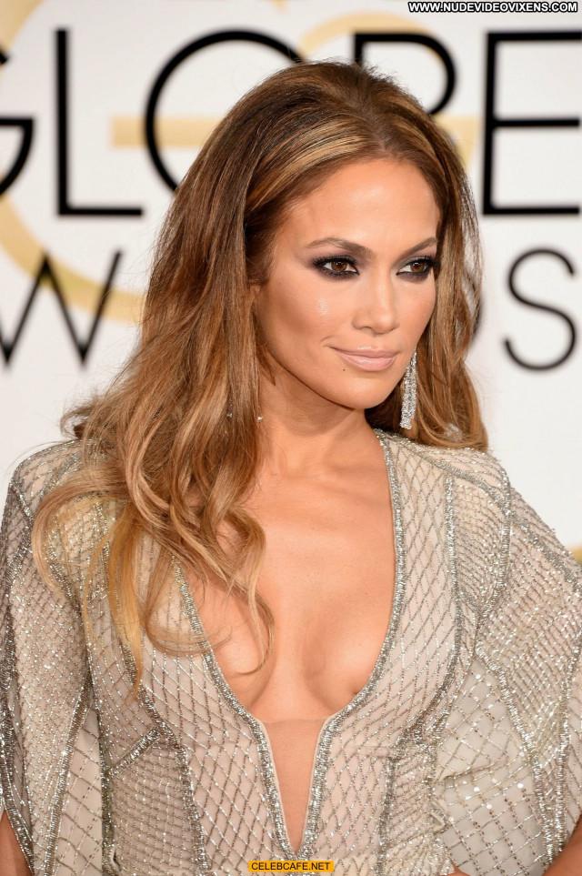 Jennifer Lopez Golden Globe Awards  Awards Celebrity Cleavage