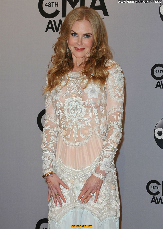 Nicole Kidman Cma Awards  Celebrity Babe Posing Hot Awards See