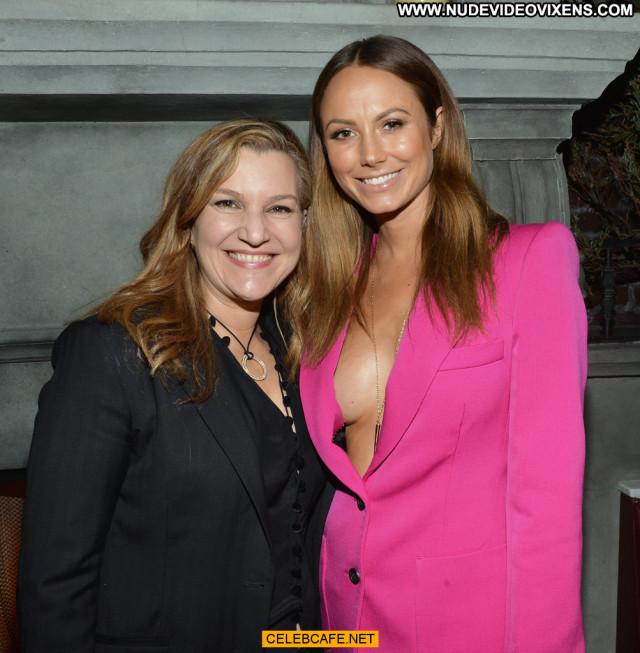 Stacy Keibler Vanity Fair Hollywood Posing Hot Bra Celebrity