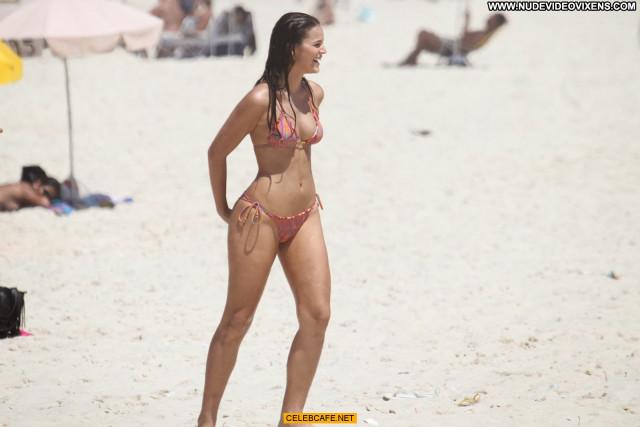 Bruna Marquezine The Beach  Babe Celebrity Beach Beautiful Posing Hot