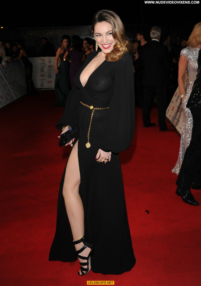 Kelly Brook No Source  Beautiful Babe Celebrity London See Through