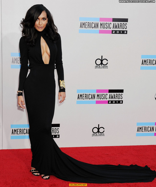 Naya Rivera American Music Awards Sexy American Celebrity Beautiful