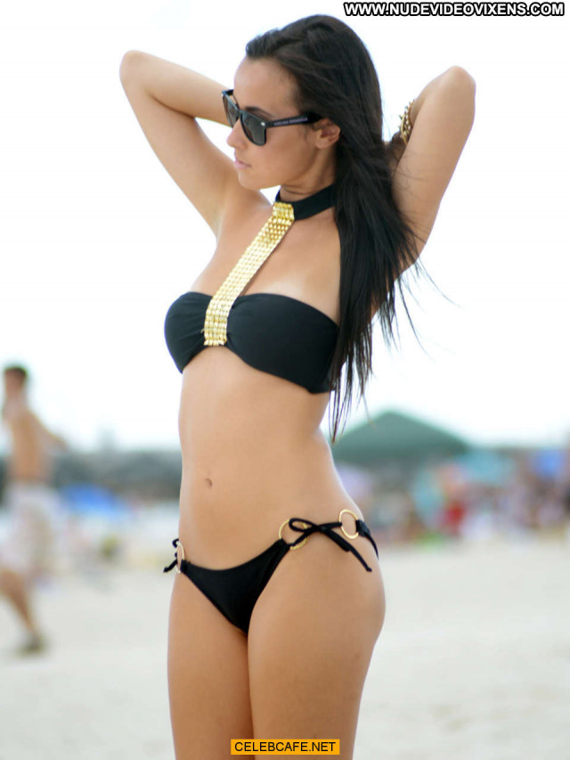 Lisa Opie South Beach Posing Hot Celebrity Candids Candid Babe