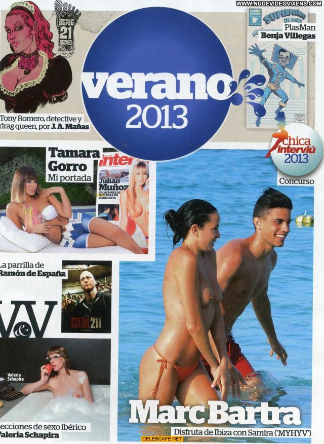 Samira Salome No Source Celebrity Topless Toples Babe Ibiza Beautiful