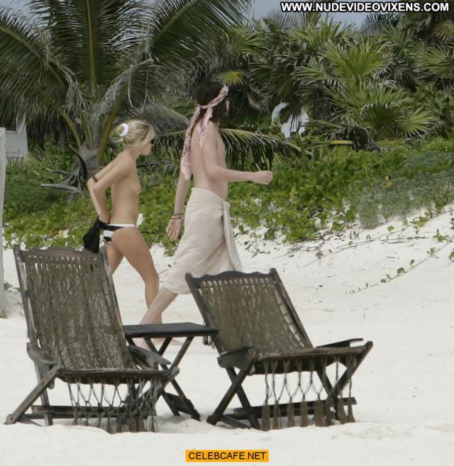 Sienna Miller The Beach Beach Candids Beautiful Posing Hot Topless