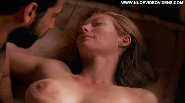 Tilda Swinton Full Frontal Full Frontal Shaved Nude Posing Hot
