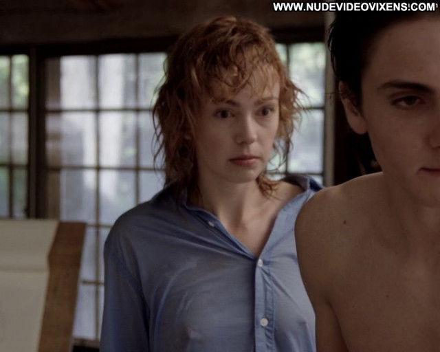 Brittany Allen All My Children Topless Breasts Shirt Beautiful Wet