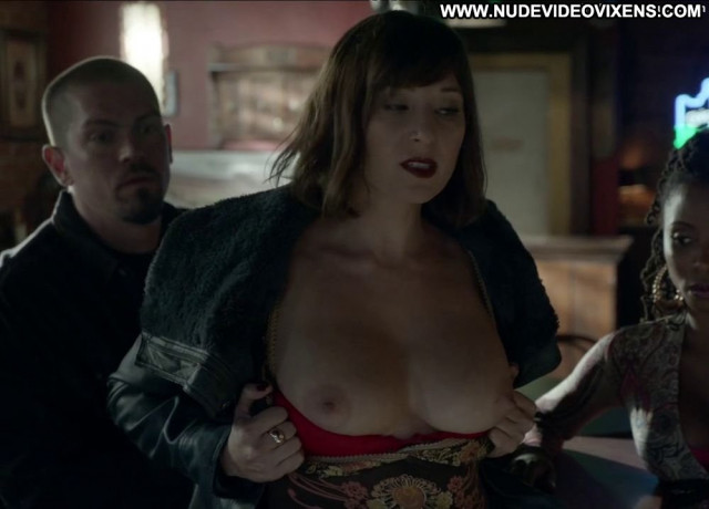Isidora Goreshter Now You Know Bar Big Tits Celebrity Babe Breasts