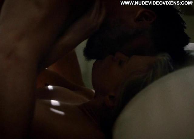 Anna Paquin True Blood Topless Toples Breasts Big Tits Posing Hot
