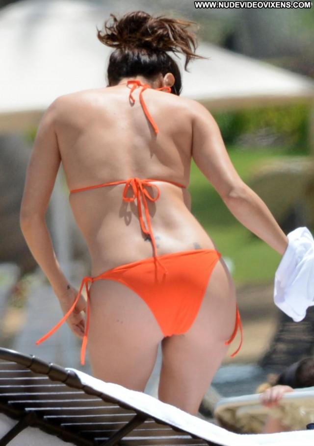Eva Longoria No Source Orange Puerto Rico Posing Hot Babe Beautiful