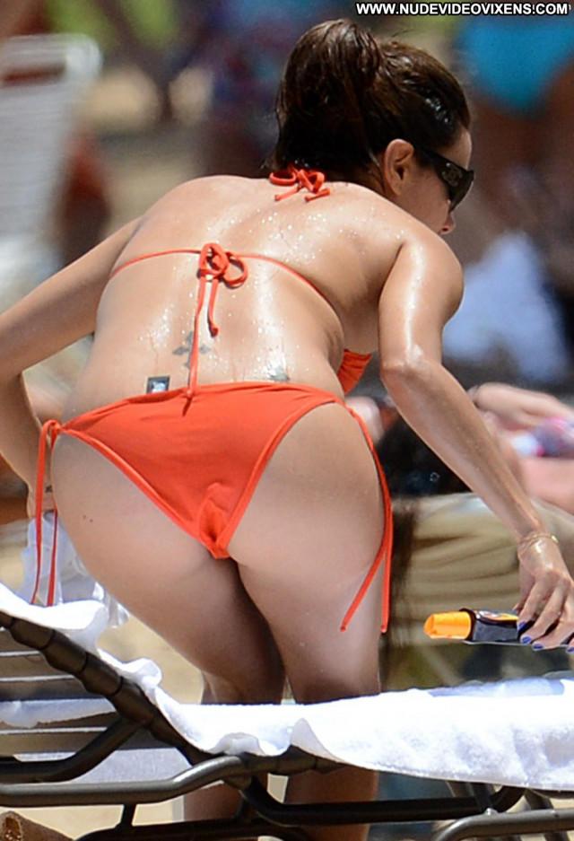 Eva Longoria No Source Celebrity Nipple Slip Posing Hot Puerto Rico