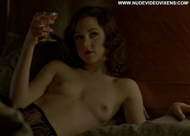 Meg Chambers Boardwalk Empire Topless Bed Celebrity Babe Newcomer