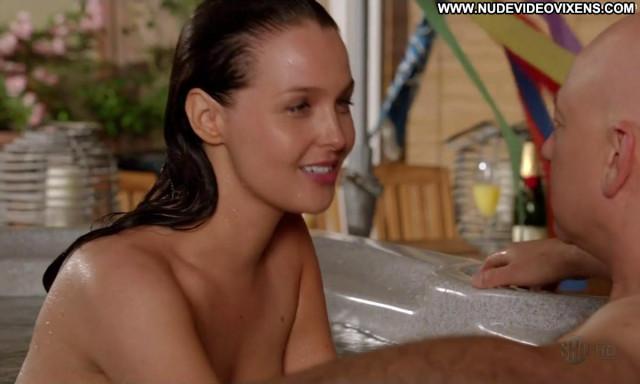 Camilla Luddington No Source Posing Hot Big Tits Nude Sea Breasts Hot