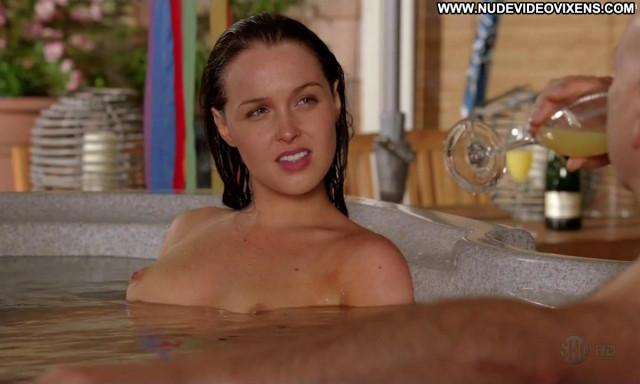 Camilla Luddington No Source Nude Babe Posing Hot Rubber Breasts Big