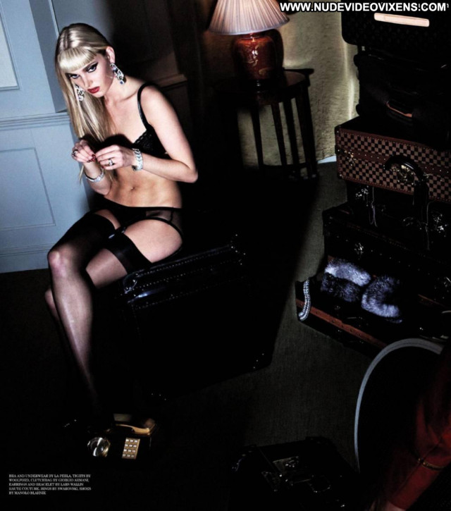 Elsa Hosk S Magazine Nude Sexy Babe Old Beautiful Public Blonde