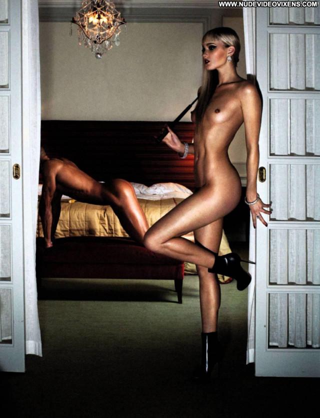 Elsa Hosk S Magazine  Sex Lingerie Blonde Babe Celebrity Beautiful