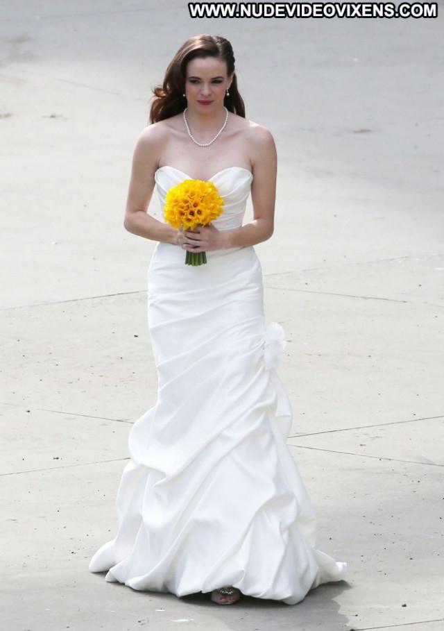 Danielle Panabaker The Flash Beautiful Posing Hot Paparazzi Celebrity