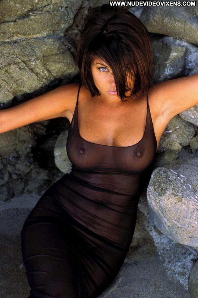 Tiffany Amber Thiessen Posing Hot Nude Babe Celebrity Beautiful