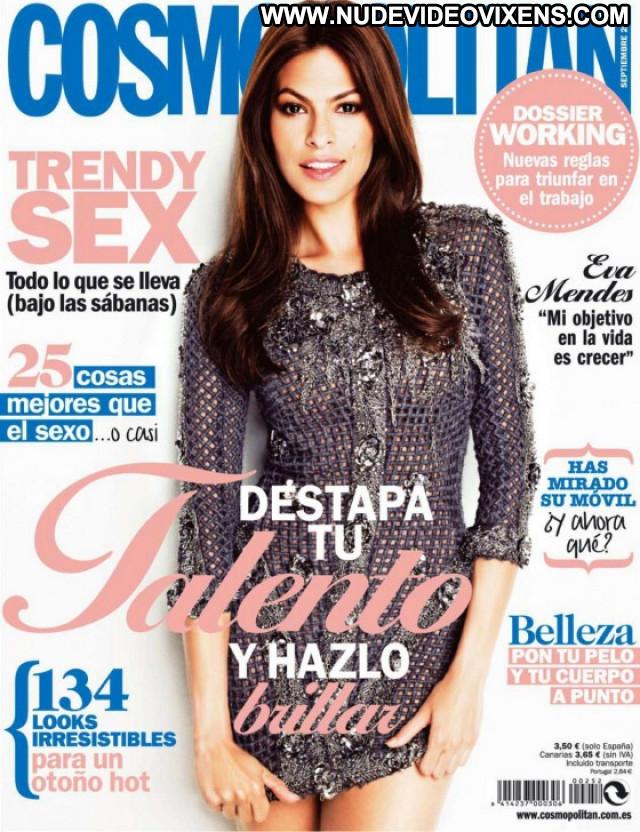 Eva Mendes No Source Babe Paparazzi Magazine Celebrity Posing Hot