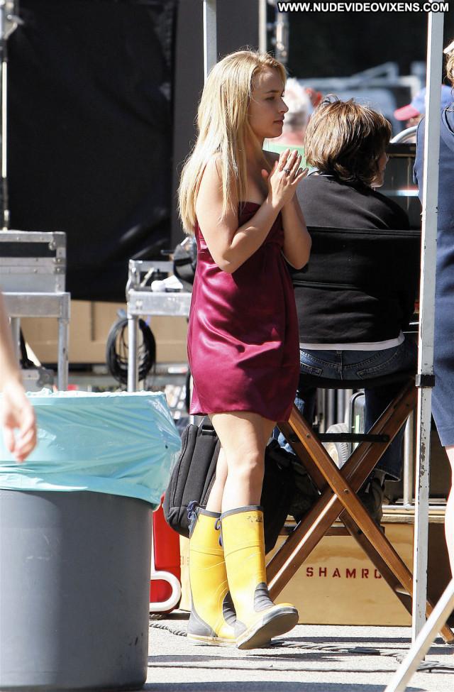 Hayden Panettiere I Love You Beth Cooper Posing Hot Celebrity Los