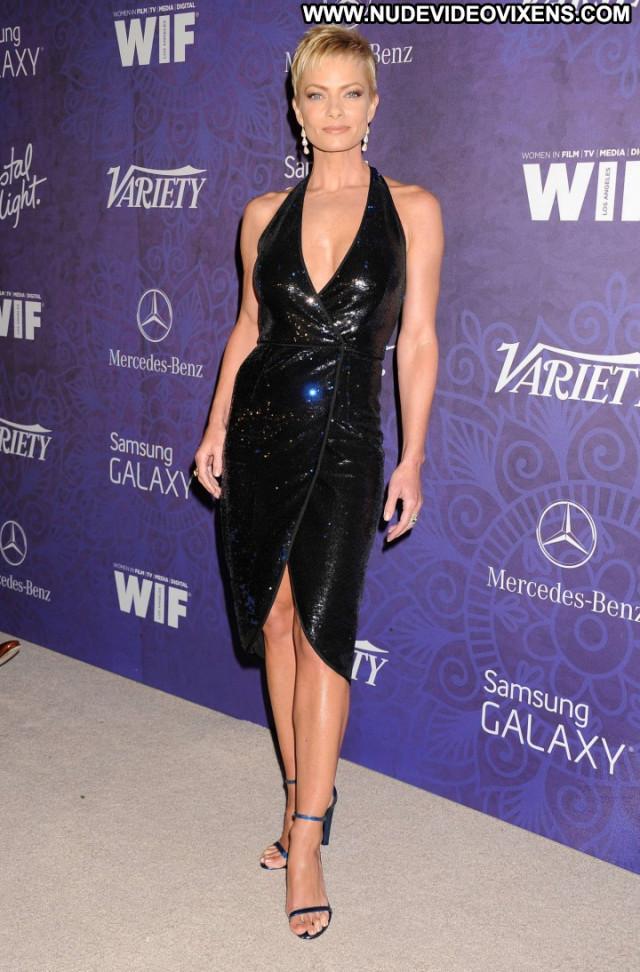 Jaime Pressly West Hollywood Beautiful Paparazzi Babe Posing Hot West