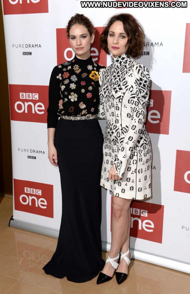 Tuppence Middleton Posing Hot Celebrity London Beautiful Babe